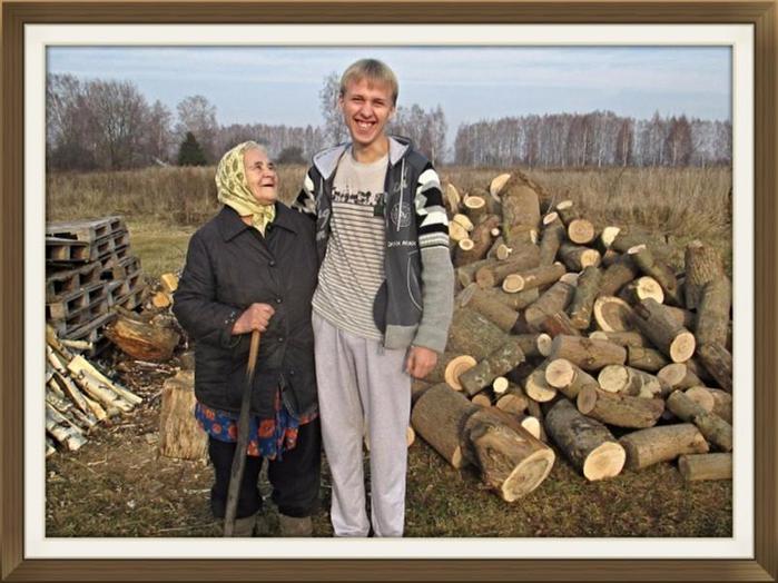Проект «Подари дрова» превратился в провал Перового канала и властей