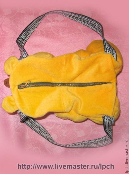 Как сшить подкладку для рюкзака 835
