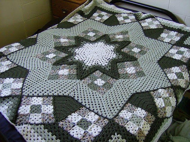 связать одеяло