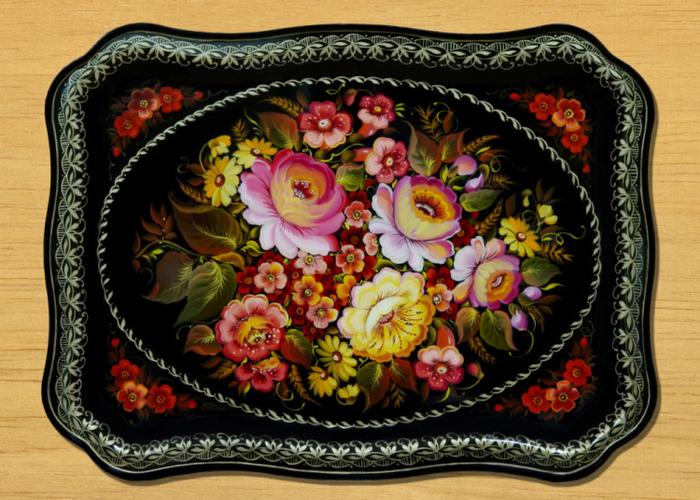 Тагильский рисунок