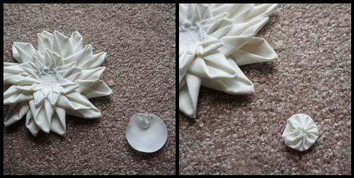 Цветок из ткани для декора подушки (8) (500x252, 157Kb)