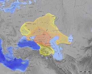 4 век Хазарское нашествие (320x258, 90Kb)