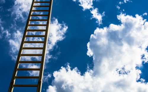 Лестницу к небесам ты выбираешь сам!