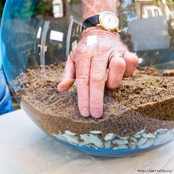 Флорариум своими руками для украшения интерьера (3) (600x600, 217Kb)