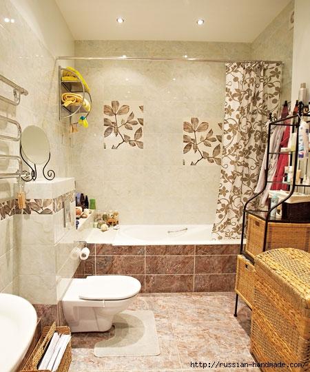 Выбор плитки для малогабаритной ванной комнаты (3) (450x540, 185Kb)