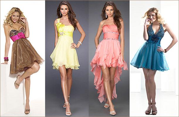Модные короткие платья 2015 года (1) (610x400, 167Kb)