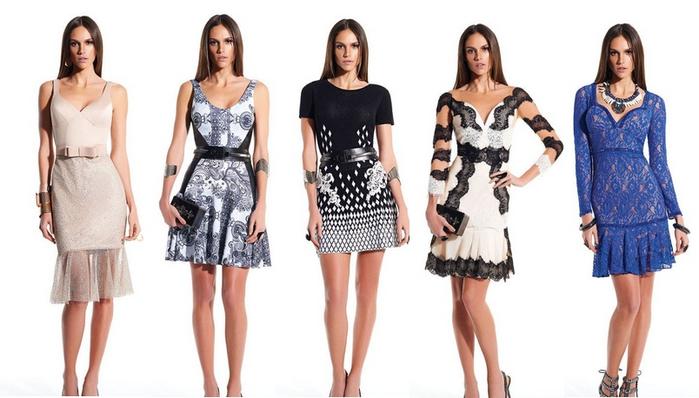 Модные короткие платья 2015 года (15) (700x398, 228Kb)