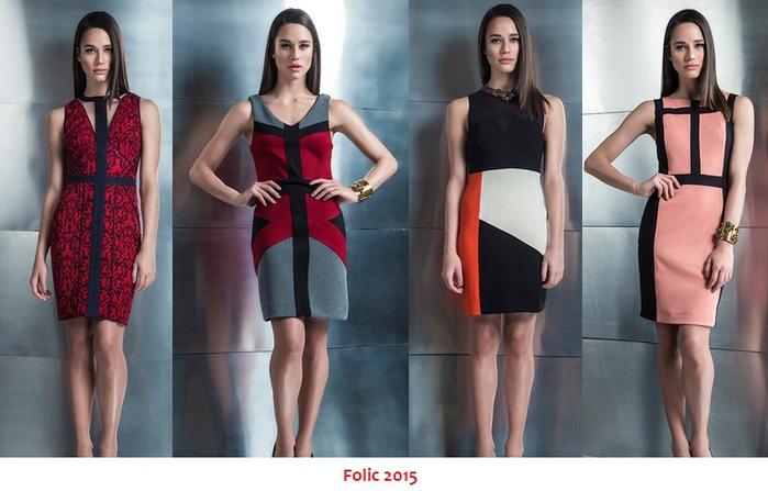 Модные короткие платья 2015 года (17) (700x447, 288Kb)