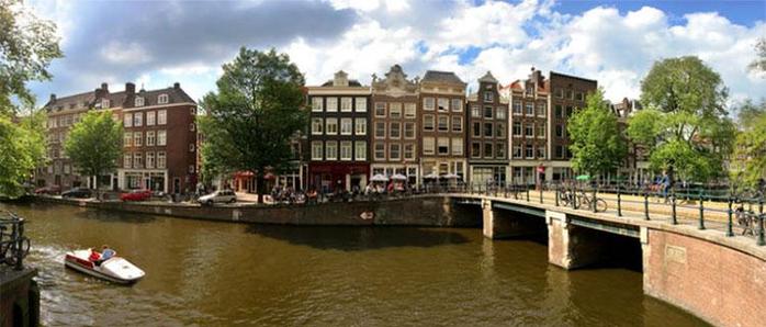 14. Амстердам (Нидерланды). (700x298, 240Kb)
