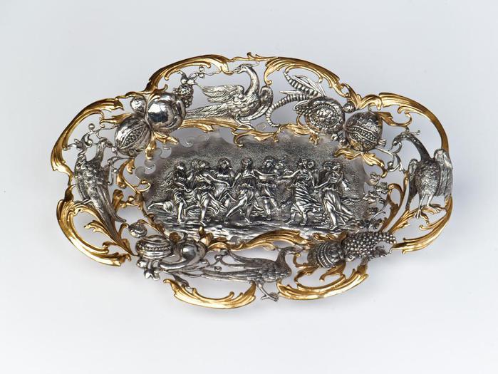 alt=Красивая и полезная посуда из столового серебра - создай свою коллекцию!