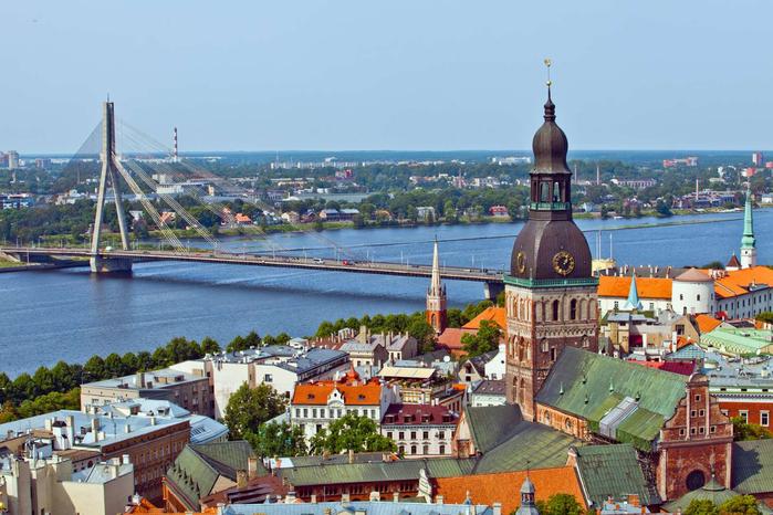 4. Рига  (Латвия) (700x466, 389Kb)