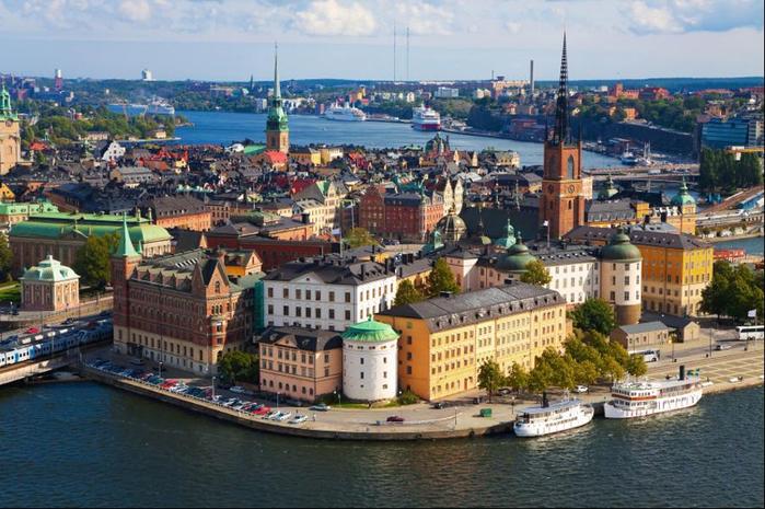 12. Стокгольм (Швеция) (700x465, 411Kb)