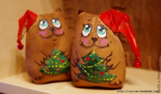 Кофейные котики. Шьем ароматизированную игрушку (2) (635x372, 99Kb)