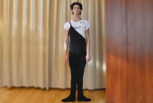 Упражнения для расслабления ног от балерины Карлы Фраччи