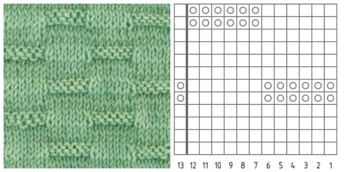 узоры спицами (6) (700x350, 169Kb)