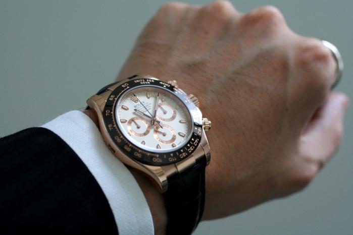 Часы Rolex: оригинал или копия. Какая разница!