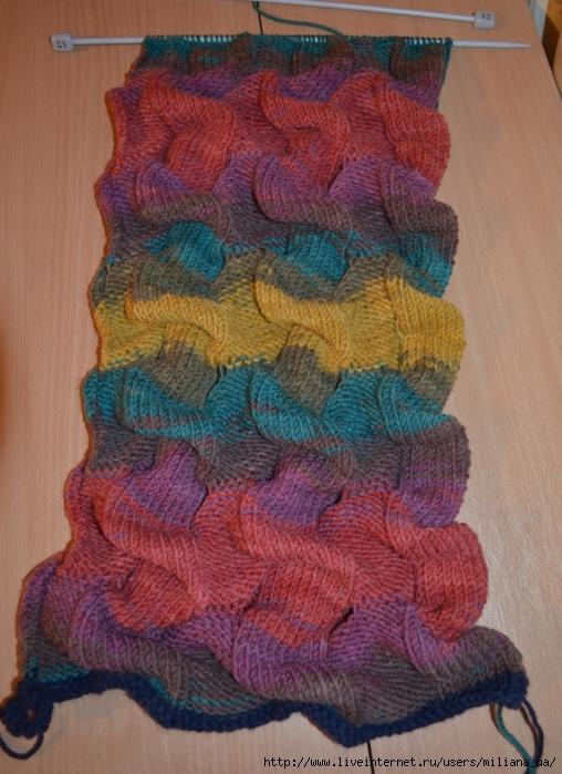 Что такое клоке в вязании