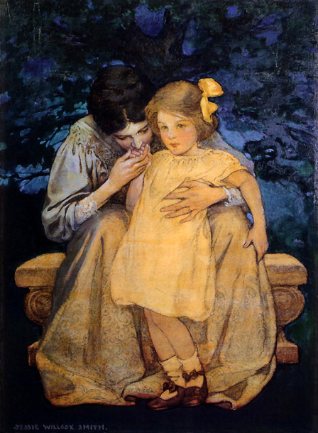 Jessie Willcox Smith15б (448x610, 297Kb)