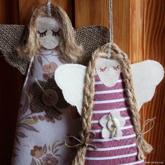 Закладки для книжки и подвески с ангелами. Идеи (5) (700x700, 425Kb)