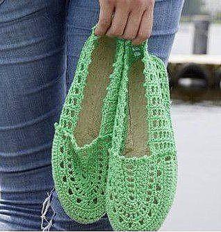 Шитая обувь своими руками