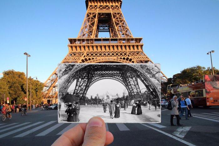 старые фото парижа 1 (700x466, 279Kb)