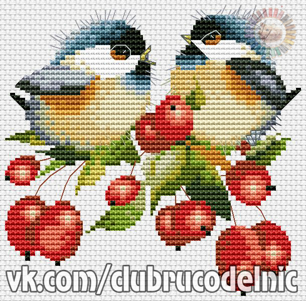 Berry Chick-Chat (610x600, 669Kb)