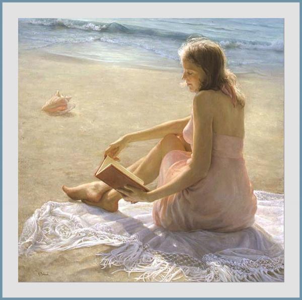 Канадская художница Helene Beland5 (600x597, 260Kb)