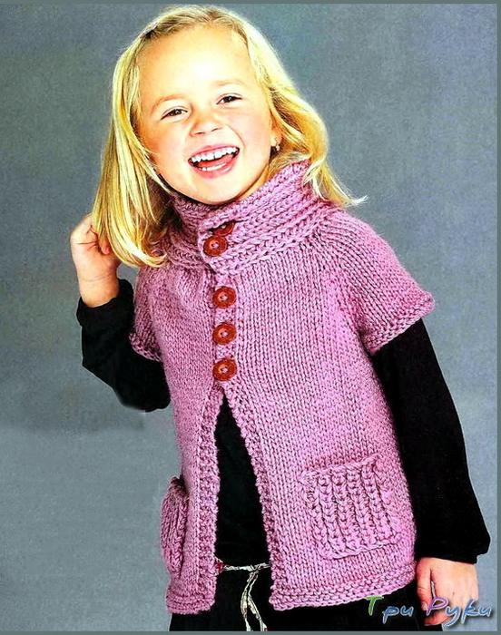 Вязание спицами для 9лет