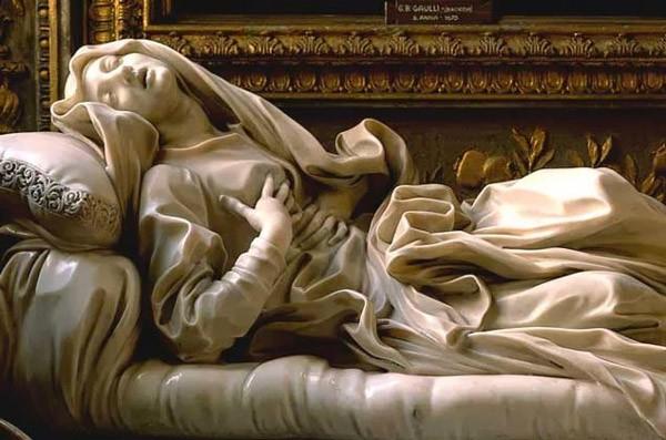 Скульптура_Джан-Лоренцо-Бернини_Blessed-Ludovica-Albertoni-1671–74_02 (600x397, 222Kb)
