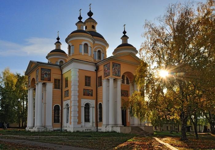 Казанский собор (700x490, 302Kb)