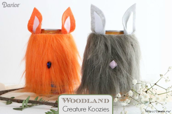 Woodland-Creature-DIY-Koozie-Darice-1 (700x465, 179Kb)
