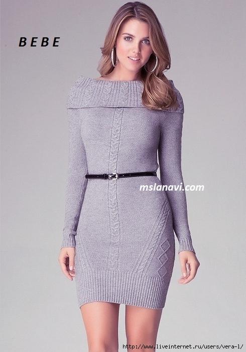 нежное-вязаное-платье-спицами (490x700, 221Kb)