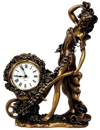 часы цветочница (347x450, 98Kb)