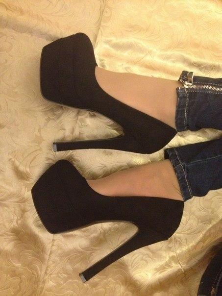 Стильные туфли 2013