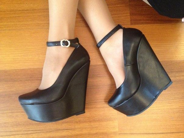 Туфли На Платформе 2014 Фото