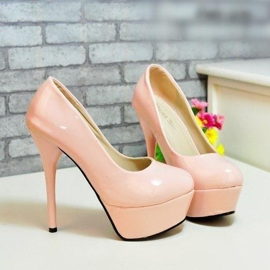 Нежные туфли 2013