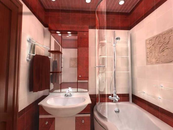 ванная хрущевка фото