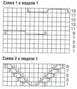 безрукавка с поперечным узором (2) (249x288, 23Kb)