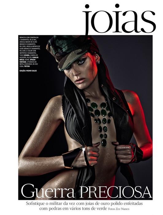 Isabeli Fontana Vogue Brazil 2013 4 (531x700, 222Kb)