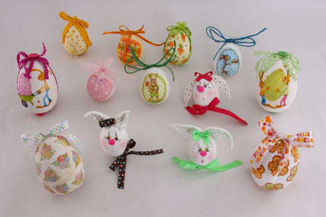 пасхальный заяц из яйца роспись (3) (658x438, 457Kb)