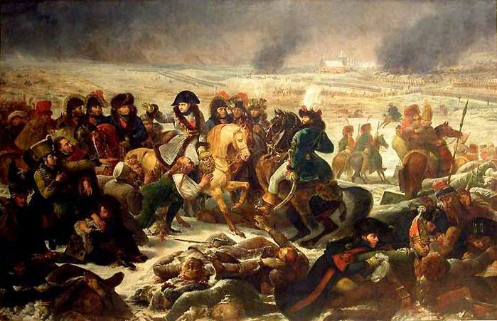 14 Gros,_Napoleon_at_Eylau (700x451, 76Kb)