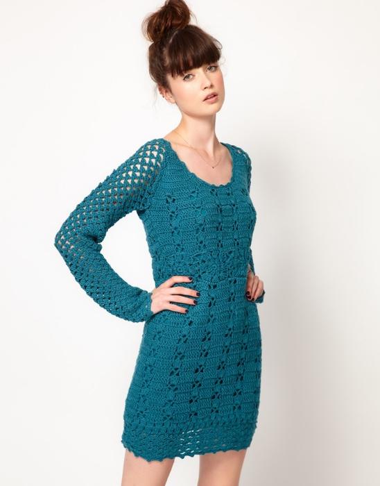 Komodo 'Lori' Dress in Crochet (1) (548x700, 166Kb)