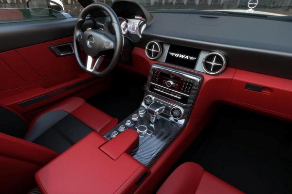 кабриолет Mercedes-bens 300 SC реплика фото 1 (600x400, 31Kb)