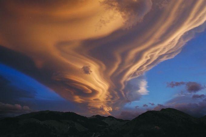 лентикулярные облака фото 8 (680x453, 29Kb)