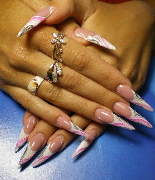 Дизайн ногтей и рисунки на ногтях: modnie-nogti.ru/modnyj-dizajn-nogtej-2013-luchshie-foto-2.html