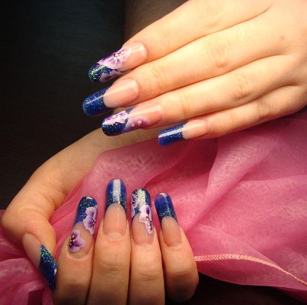 Рубрика дизайн ногтей