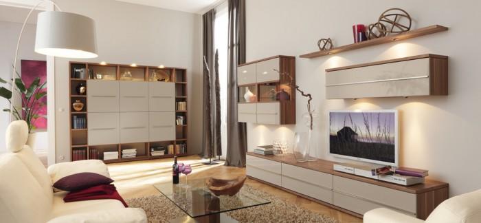 гостиная дизайн модерн