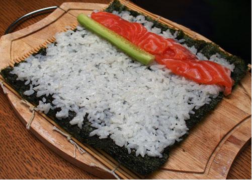 Суши своими руками рецепт с фото