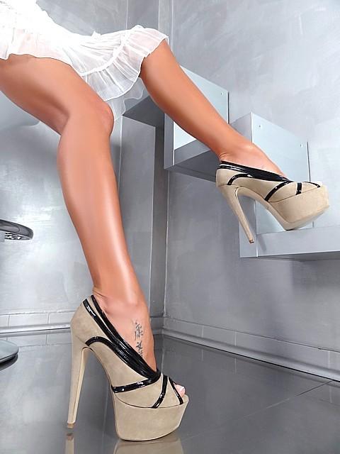 Модные женские туфли 2013