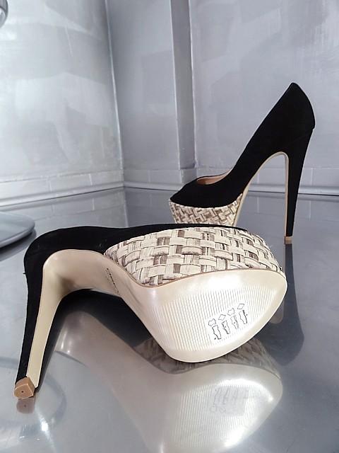 Модный фасон туфлей